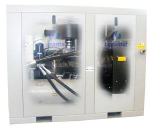 компрессор lupamat D NT серии с прямым приводом